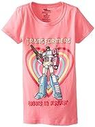 Transformers Girls' Robots In Disguise T-Shirt