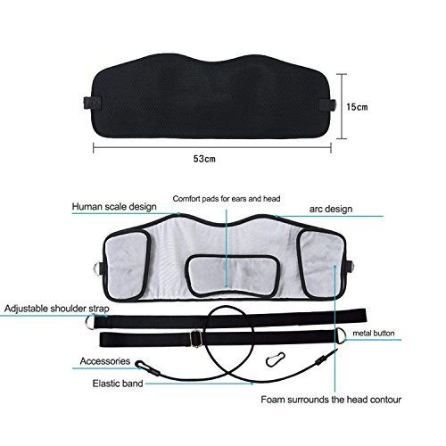 Neck Hammock, Warmhoming Hammock for Neck Pain Relief Portable Cervical Traction and Relaxation Device by Warmhoming (Image #4)