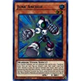 Yugioh Cards #15X 1st ed Junk Anchor CROS Rare
