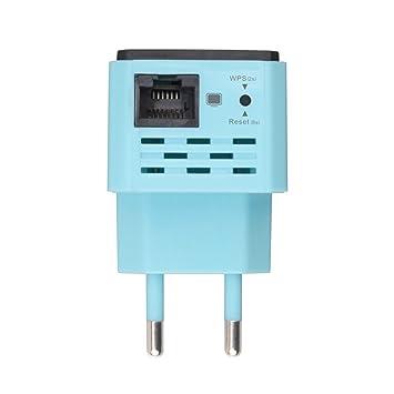 Docooler 300 M Repetidor WiFi Inalámbrico 802.11N Mini Amplificador de Señal AP Extensor de Señal