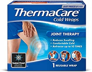 ThermaCare Cold Wraps Joint Therapy