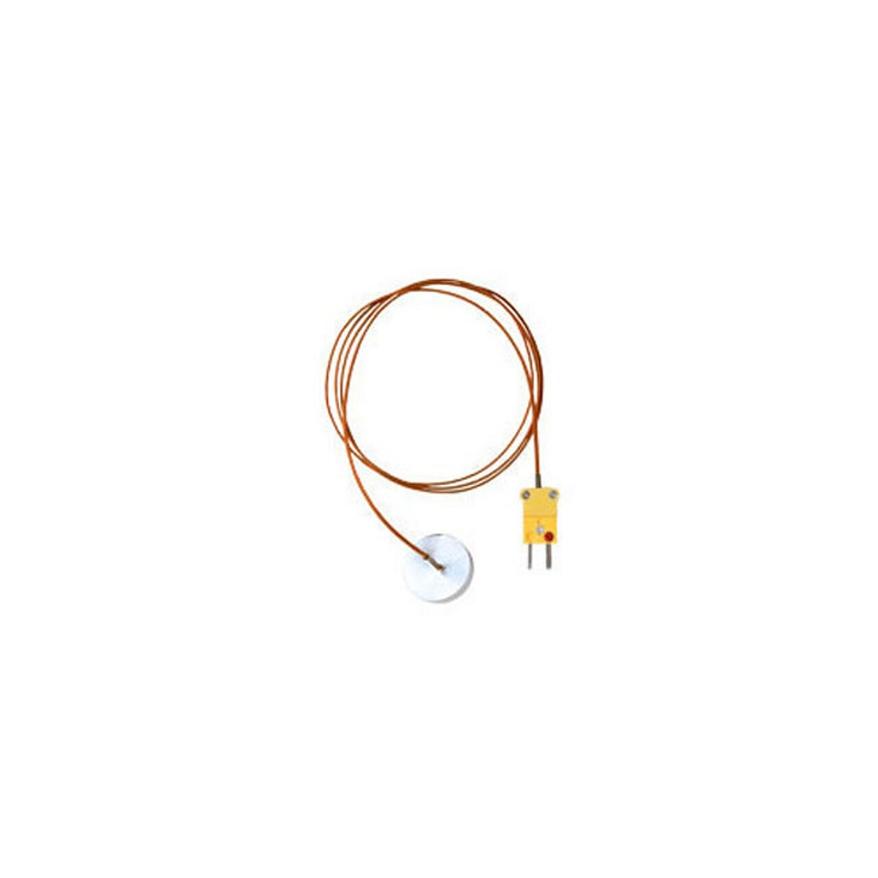 Fieldpiece ATS1 Disk K-Type Thermocouple for Surfaces