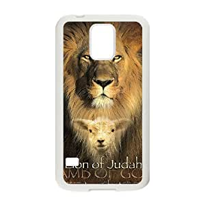 Nice The King Lion TPU Covers Cases Accessories for Samsung Galaxy S5 SV