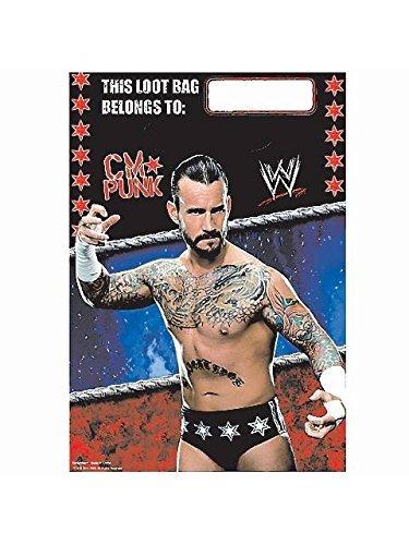 WWE Lootbag -