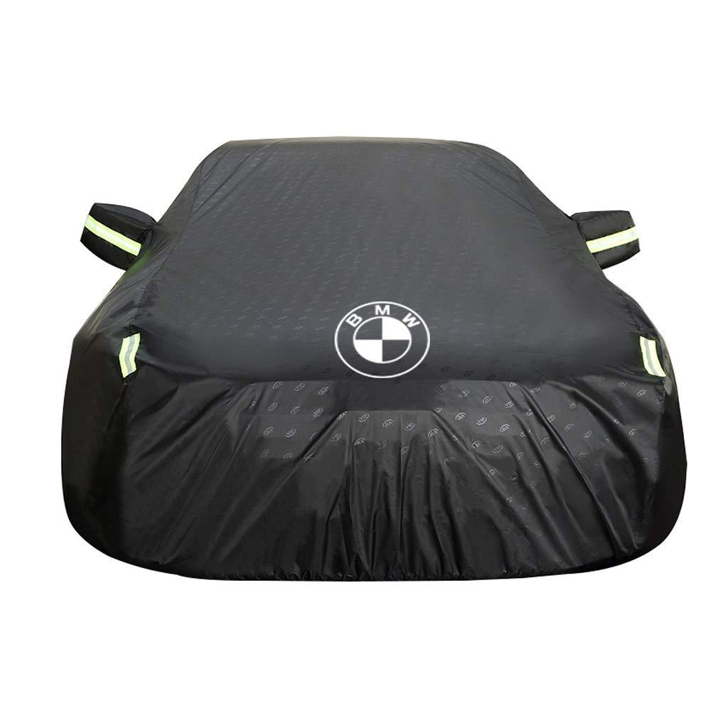 Couverture de voiture BMW Couverture de voiture B/âche sp/éciale pour voiture X1X3X4X5X6 Couverture de voiture Protection contre la pluie /écran solaire /épaississement Isolation Couverture de voiture