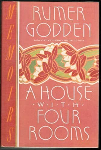 Book A House With Four Rooms by Rumer Godden (1989-10-03)