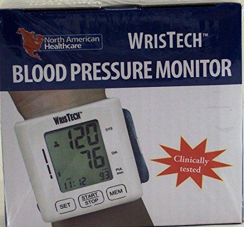 North American Blood Pressure Monitor