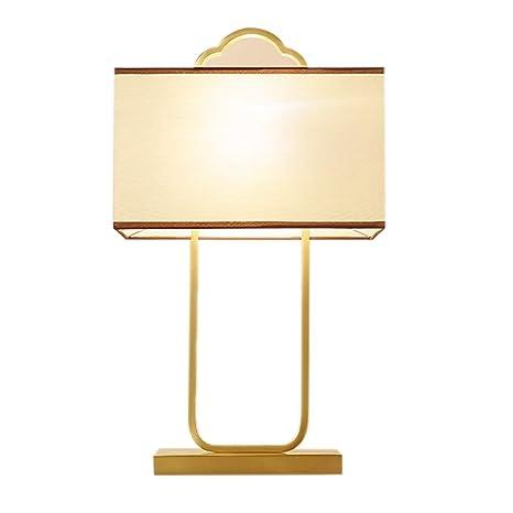 Lámparas de escritorio Lámpara de Mesa Dormitorio Mesita de ...