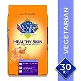 Nature's Recipe Healthy Skin Vegetarian Recipe Dry...