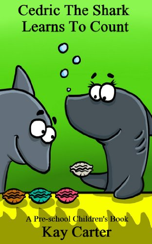 Cedric the Shark Learns to Count