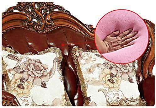 panjianlin Canapé Chaise Fauteuil Lounge for Salon Chambre Bureau pour Les Jeux Salon Chambre (Color : Brown, Size : Medium)
