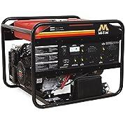 Mi-T-M GEN-6000-0MHE Gasoline Generator, 6000W Maximum AC Output