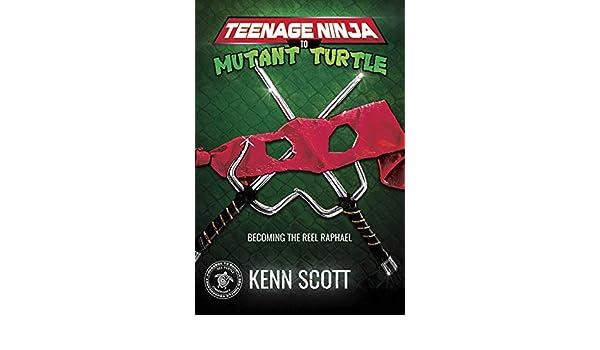 Teenage Ninja to Mutant Turtle: Becoming the Reel Raphael ...