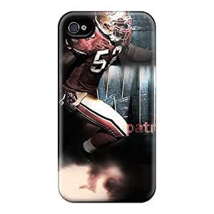 Faddish Phone San Francisco 49ers Case For Iphone 4/4s / Perfect Case Cover by lolosakes
