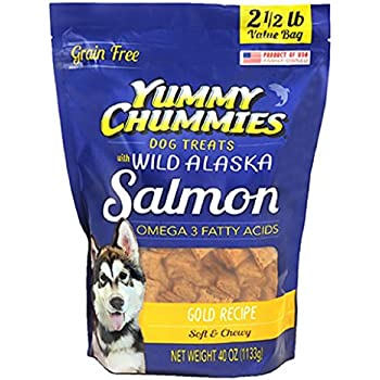Amazon.com : Arctic Paws Yummy Chummies Dog Treats 2.5Lbs