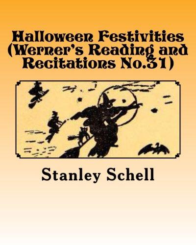 Halloween Festivities (Werner's Reading and Recitations