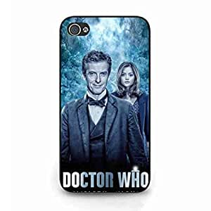 Dr Who Fashion Trend Case Back Cover para iPhone 4/iPhone 4S Hard Case