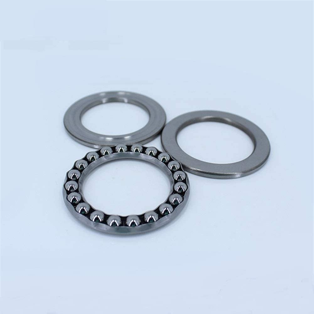 1 PC DINGGUANGHE 51130 Thrust Ball Bearing 150x190x31mm ABEC-1 Axial Ball Bearings with Grooved Raceway 8130