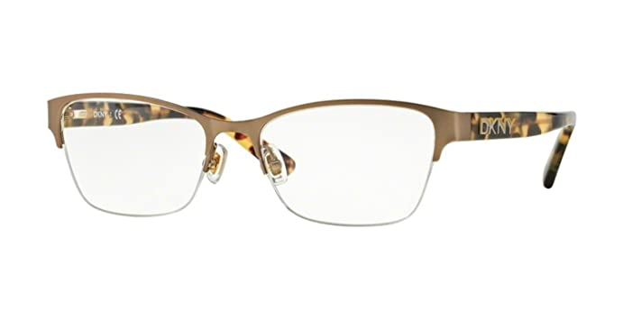 dkny dy5653 eyeglass frames 1227 51 satin light goldvintage tort - Dkny Frames