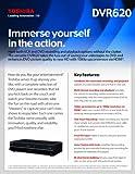 Toshiba DVD/VHS Recorder (DVR620) No Tuner