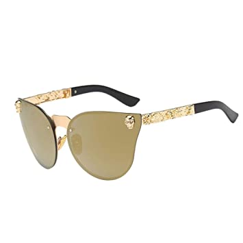 cae60c6548 Fuxitoggo Gafas polarizadas Gafas de sol para hombres Mujeres Gafas de  seguridad Protección UV Gafas Retro