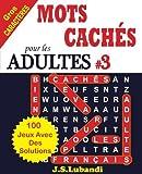 MOTS CACHÉS pour les ADULTES # 3