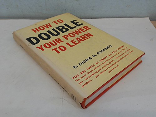 How to double your power to learn