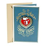 Hallmark Father's Day Greeting Card for Husband (Peanuts Snoopy)