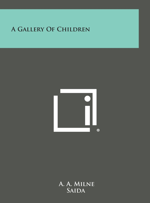 A Gallery of Children pdf