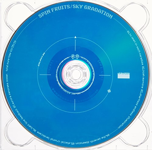 THE FOUR SEASONS/SKY GRADATION(2CD)(ltd.) - Gradation Series