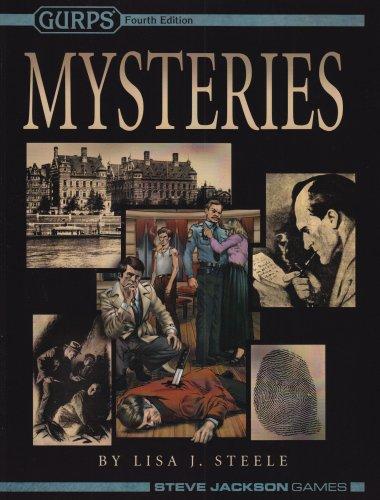 GURPS Mysteries (4ed) *OP ebook