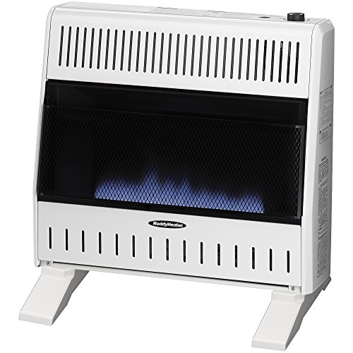 Sure Heat Dual Fuel Gas Space Heater