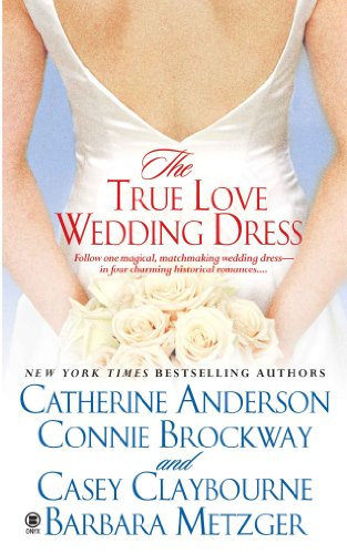 book cover of The True Love Wedding Dress