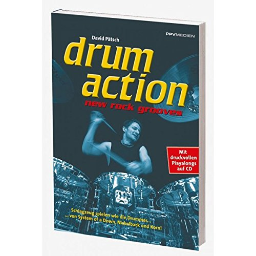 drum action - new rock grooves