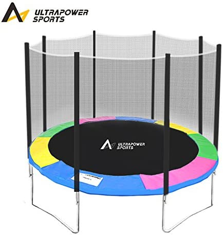 ULTRAPOWER SPORTS - Red de Seguridad para trampolín de 13 pies de ...