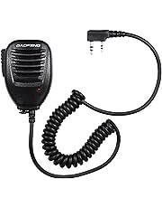 Mainstayae UV-5R Speaker Microphone Walkie Talkie