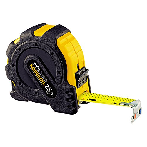 Komelon 7425 MagGrip 25-FootMeasuring Tape with Magnetic ()