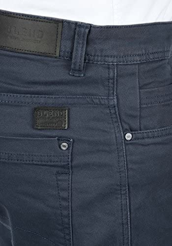 Blend Saturn Pantalon Chino Pantalones De Tela Para Hombre Elastico Slim Fit Fundaciointermedia Org