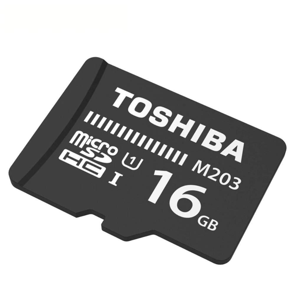 Amazon.com: Tarjeta micro SD Toshiba M203 UHS-I 16 GB 32 GB ...