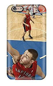 Hot toronto raptors basketball nba (8) NBA Sports & Colleges colorful iPhone 6 cases