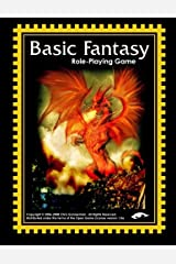 Basic Fantasy Role Playing Game Paperback