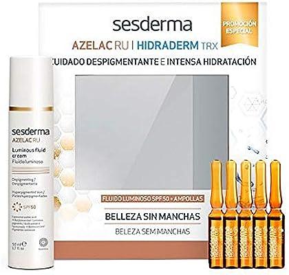 SESDERMA - Pack Fluido Luminoso Azelac Ru + Hidraderm Trx Sesderma ...