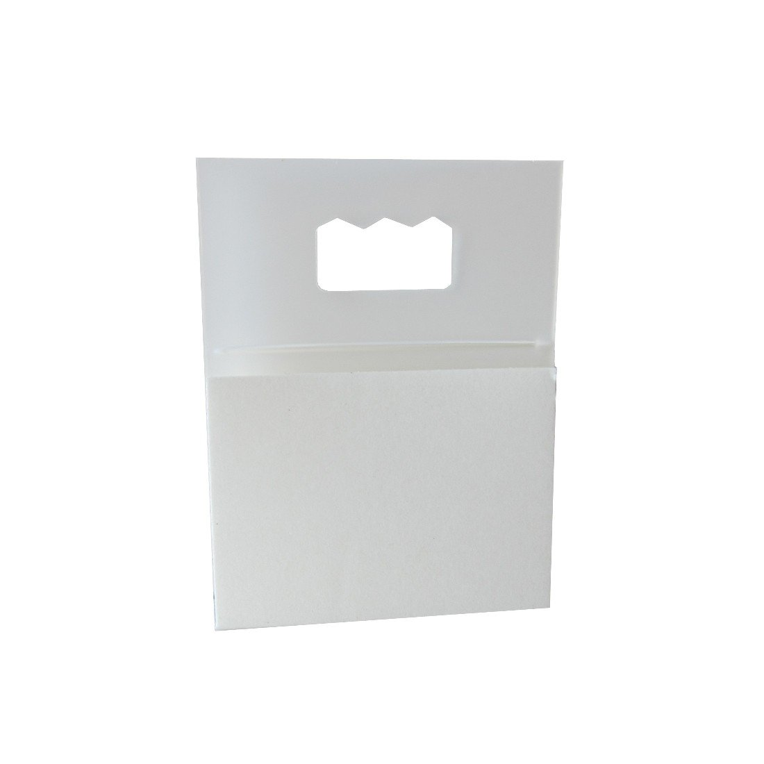 Picture Hangers Adhesive - Plastic Sawtooth Adhesive Picture Hanger - Foamboard Hanger - 30 Pack