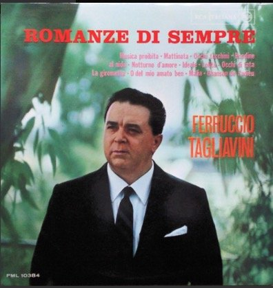 Price comparison product image Romanze Di Sempre LP