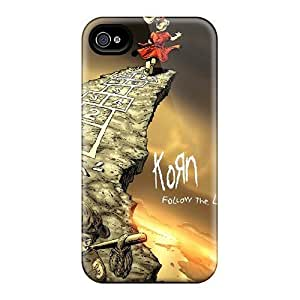 Hot Odb1713IulQ Case Cover Protector For Iphone 4/4s- Korn