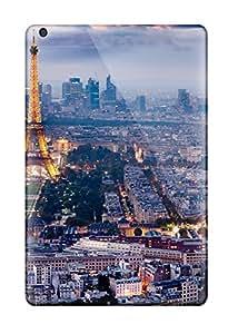 Best Snap-on Case Designed For Ipad Mini 3- City Of Paris