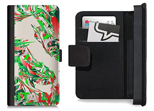 Design Flip Case für das iPhone 6 Plus - ''Colorful Italy'' von Danny Ivan