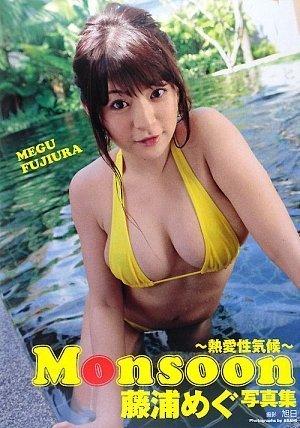 藤浦めぐ写真集 MONSOON 熱愛性気候