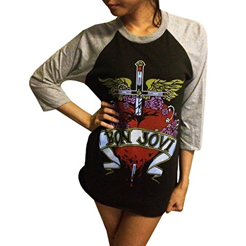 Unisex Bon Jovi T-shirt