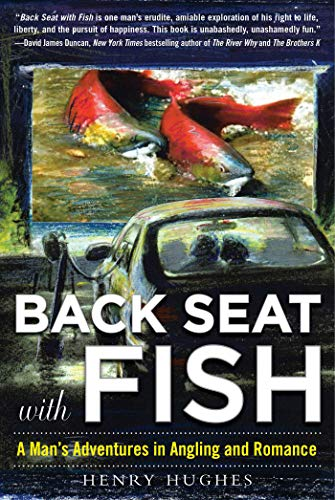 Back Seat with Fish: A Man